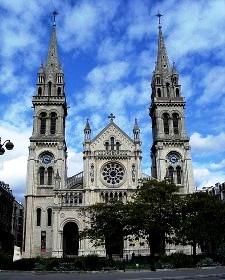 église néo-gothique